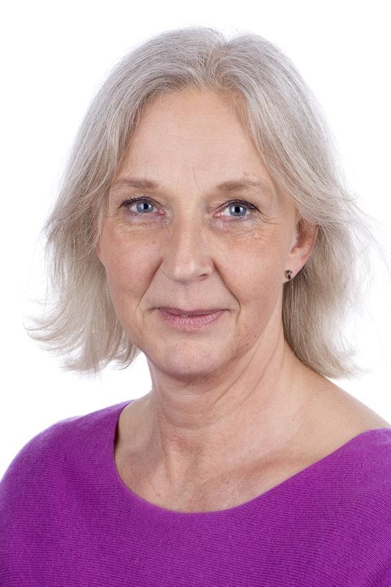 Bild på Kerstin Eklöf